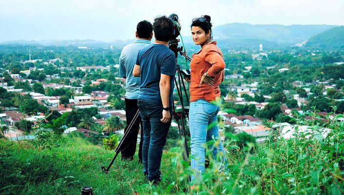 Loretta filmt de meest onveilige plek ter wereld: 'Ik wilde weten waarom mensen massaal vluchten naar de VS.'
