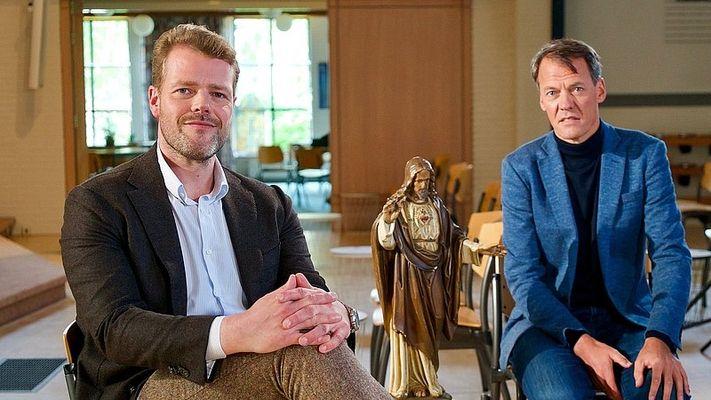 Adieu God? met cabaretier Martijn Koning