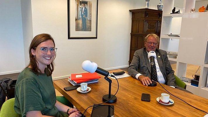Hoe de commissaris van de Koning Jaap Smit samenwerkt met Willem Alexander