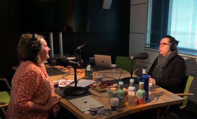 Muziek in podcast De Stem - Francis van Broekhuizen