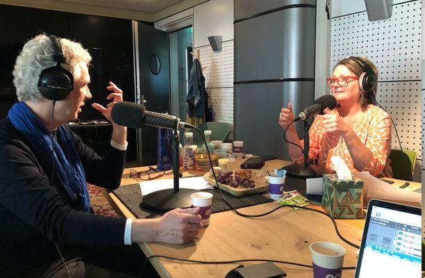 Muziek in podcast De Stem - Sytse Buwalda