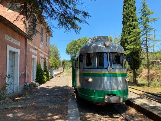 Rail Away - Een reis op Sardinië