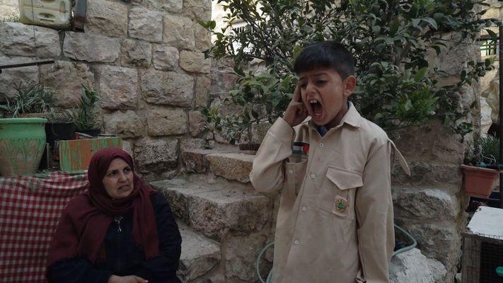 Opgroeien onder hoogspanning in EOdoc 'Skies above Hebron'