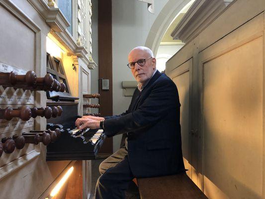Organist en dirigent Ton Koopman: 'Als je zelf geen plezier hebt, hoe kan je publiek dat dan wel hebben?'