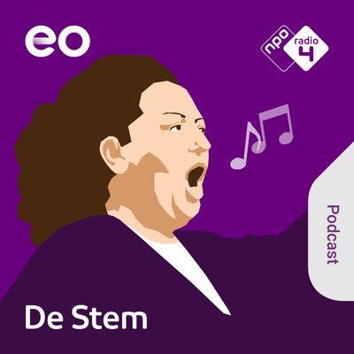 Muziek in podcast De Stem - Mezzosopraan Tania Kross