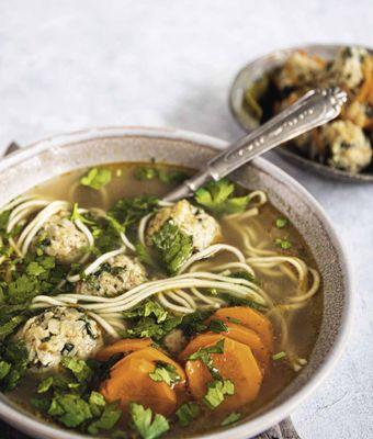 Recept: Genezende groentesoep