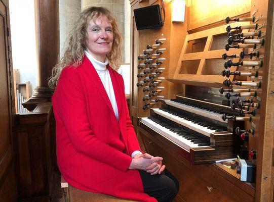 Elsbeth Gruteke in gesprek met Margreeth de Jong in 'Alle Registers Open'