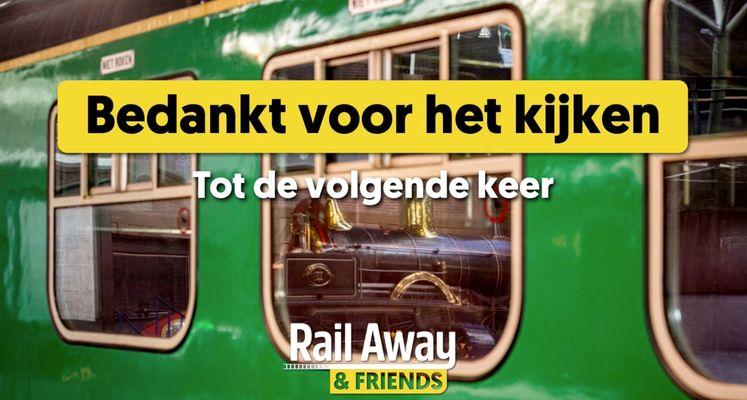 Rail Away Vrienden Evenement