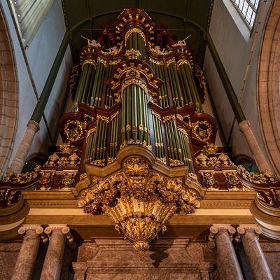 Gerben Budding is ambassadeur van de oude kerkmuziek