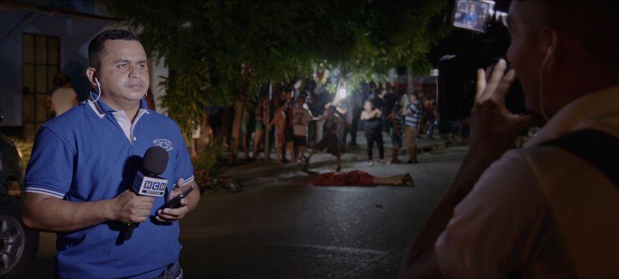 EO-docu 'Behind the Blood' op IDFA