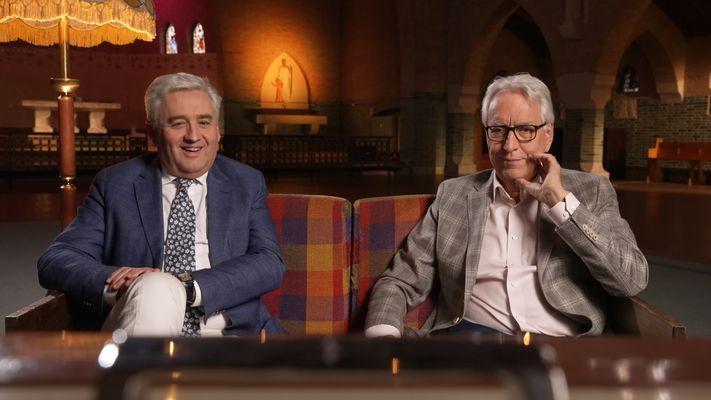 De impact van 70 jaar religieuze tv met Andries Knevel en Wilfred Kemp