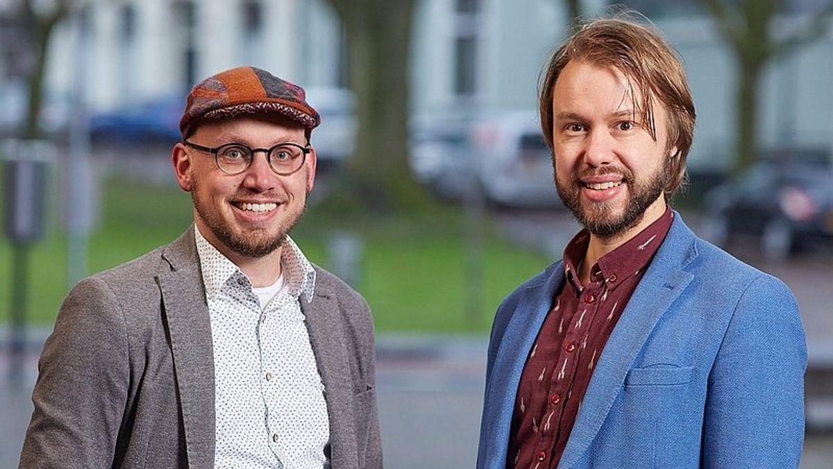 Matthias Olthaar en Paul Schenderling
