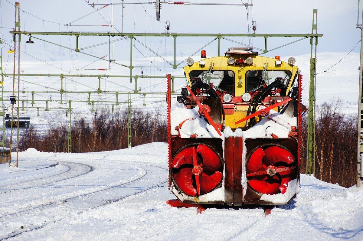 trein zweden rail away