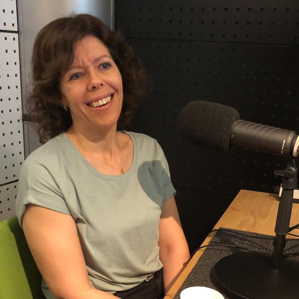 Zangeres Reni Krijgsman over het loslaten van controle: 'Ik heb moeten leren om op God te vertrouwen.'