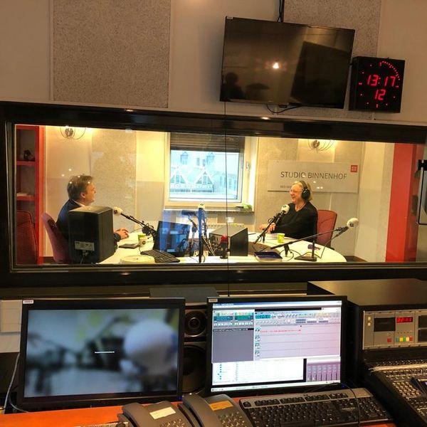 Pieter Omtzigt eerste gast in podcast Levensbepalend