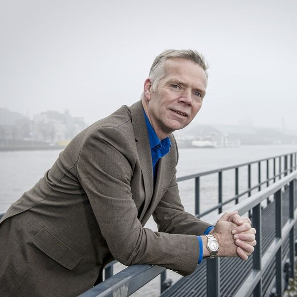 Trouw hoofdredacteur Van der Laan: 'Dit is belachelijk en gaan we niet weer doen'