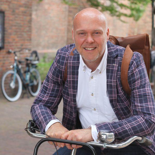 Dominee Pieter Versloot over zijn godservaring: 'alsof ik onder stroom stond'
